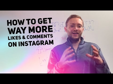 How to get WAY MORE likes and comments on Instagram