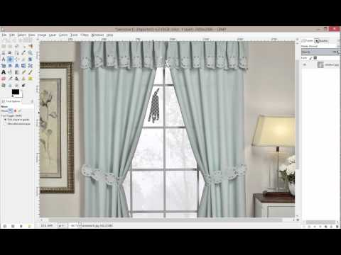 Best GIMP Training #3 - Selections & Rectangle Select Tool