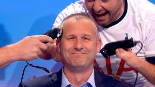 Shaving For Stand Up To Cancer! - The Last Leg