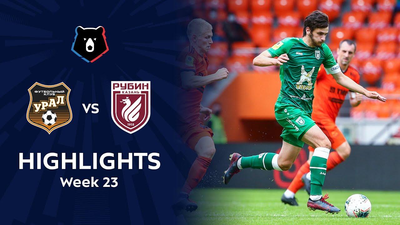 Highlights FC Ural vs Rubin (1-2) | RPL 2019/20