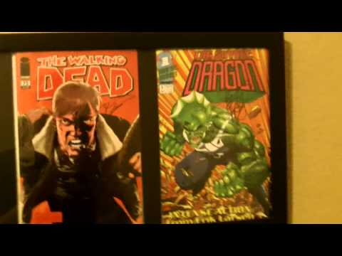 Comic Book Room and Collectables