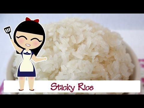 Sweet, Sticky Rice