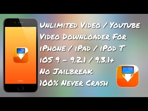 How To Download YouTube Videos on iPad - Video Downloader