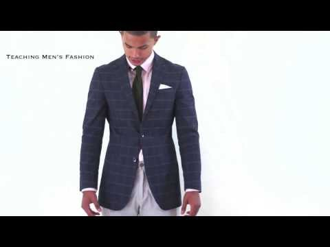 How a Blazer SHOULD Properly Fit