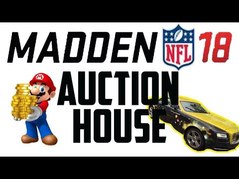 UNDERSTANDING THE MUT 18 MARKET IN ORDER TO MAKE COINS - AUCTION HOUSE SERIES