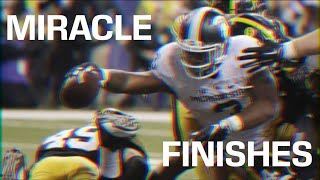College Football Miracle Finishes (Part 4)
