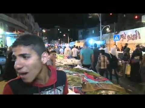 Eid al-Fitr 2015: Palestinians in Gaza and West Bank prepare for peaceful end to Ramadan