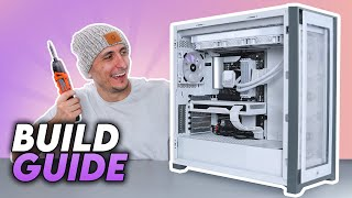 How To Build A PC - Step by Step (Full Build Guide)