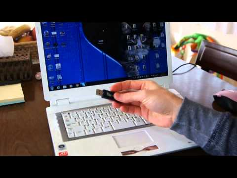 How to SPEED UP YOUR OLD LAPTOP - Windows 7 READY BOOST