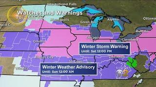 Download CBS 2 Weather Watch (5PM, Jan. 18, 2019) Video