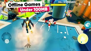 Top 10 OFFline Games for Android 2019 Under 100MB