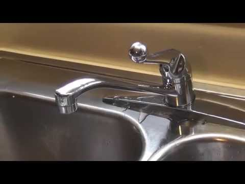 Dripping Delta Faucet Repair Using Kit - DIY