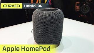 Apple HomePod angetestet: das Hands-on   deutsch