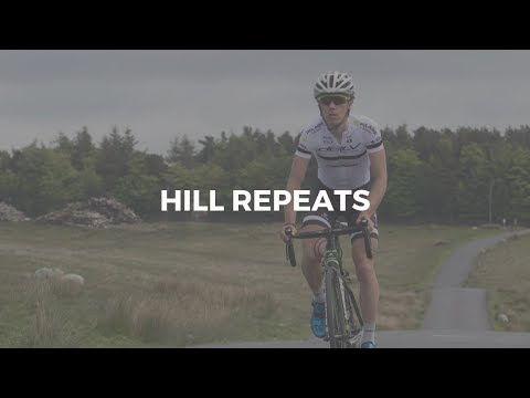 How To: Improve Your Cycling Hill Repeat Workouts