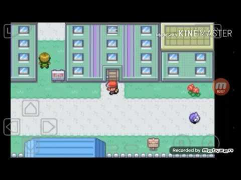 Como mega evolucionar/Pokémon rojo fuego