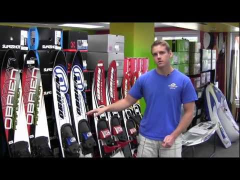 Beginner Waterskis - How To Choose The Right Beginner Water ski - Combo Waterski - Canada