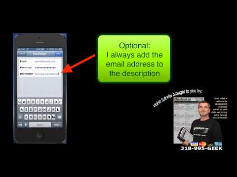 SmarterGeek - iPhone - Google Apps Sync