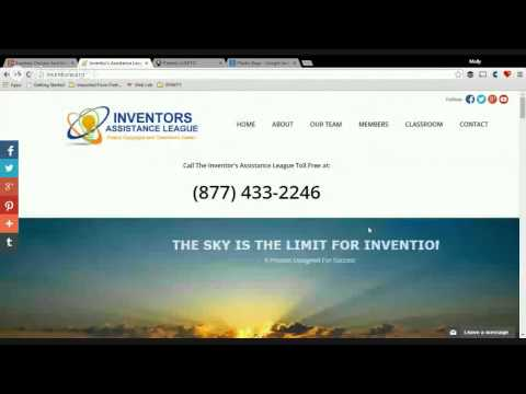 Learn How To Patent Your Idea And Invention