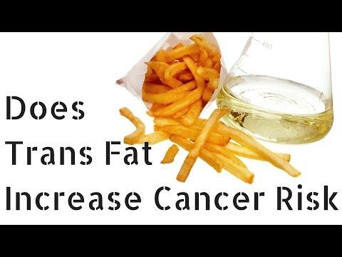 Do Trans Fats Increase Cancer Risk?