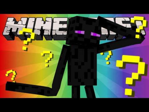 How Endermen Teleport - Minecraft