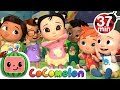 Funny Face Song More Nursery Rhymes Kids Songs CoCoMelon