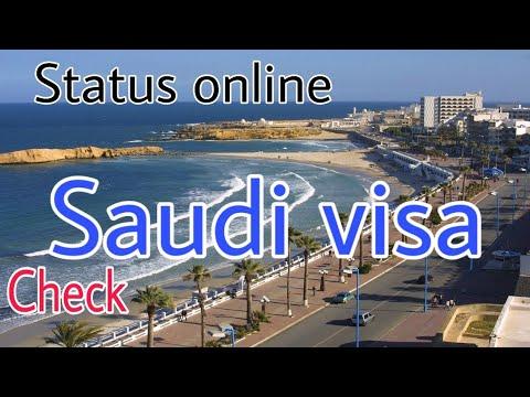 saudi visa validity status