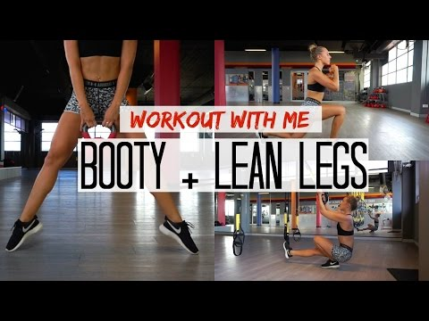 Booty Building + Lean Legs Workout | Fat Burning + Cellulite Reducing