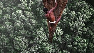 REAL LIFE TARZAN spent 41 YEARS Alone Living in The Jungle