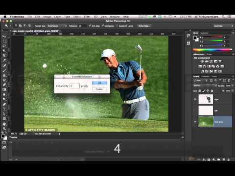 Convert a flat jpg photo to 3D animated gif parallax WP slide show photoshop AE tutorials