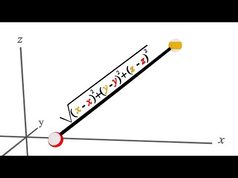 Three Dimensional Coordinate Systems: Measurement