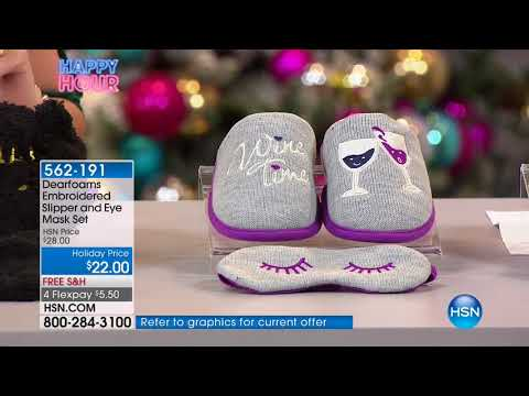 HSN | HAPPY HOUR with Helen and Robin 12.02.2017 - 03 AM