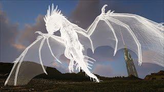 ARK: Extinction Mod #70 - Cả Server Hợp Sức Tame Siêu Rồng Ánh Sáng Spirit Wyvern Giúp Mình =))