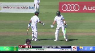 South Africa vs Sri Lanka - Day 1 - Session 3 - Highlights