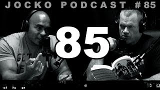 "Jocko Podcast 85 w/ Echo Charles - Rationalizing Evil Deeds. ""Ordinary Men"""
