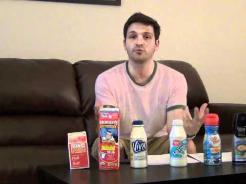 Choosing a Coffee Creamer for Less Staining on Your Teeth