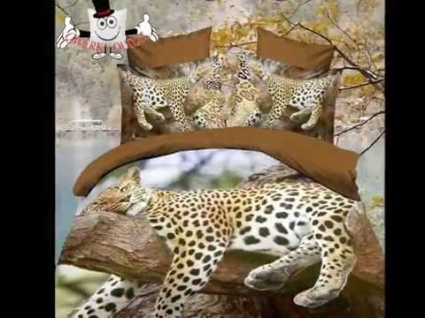 Qwerky Quilts 3D Bedding Animal Designs part 2