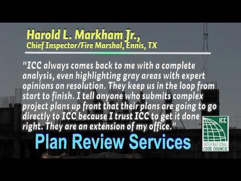 ICC Plan Review Services