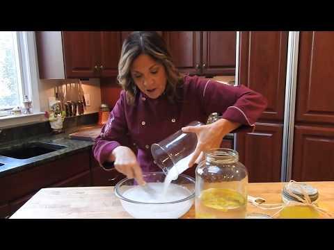 Mixed Citrus Limoncello Style Vodka ~ DianeHenderiks.com
