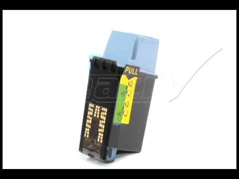 Cartucho de Tinta HP 20 | 614 | 6614 | C6614 | Preto | 38ml | Compatível