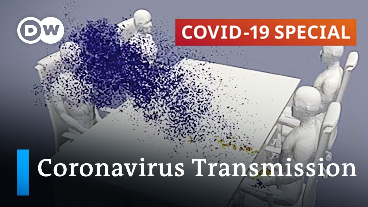 Latest research: How to prevent coronavirus infections | COVID-19 Special