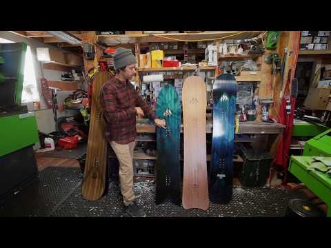 Know Your Waist Width | Find Your Perfect Snowboard Ep. 1 | Jeremy Jones
