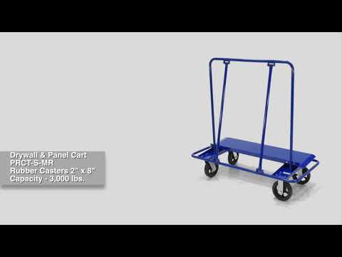 Drywall & Panel Cart PRCT-S-MR