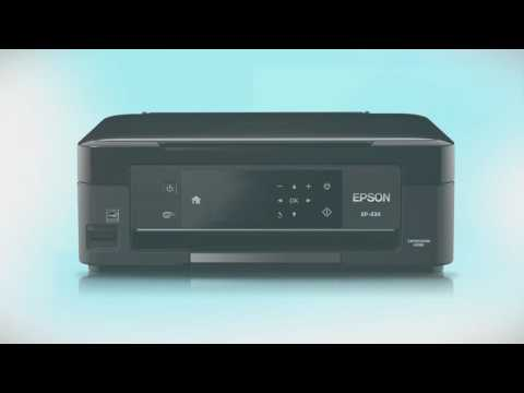 Epson Expression Home XP-430 & XP-434 | Wireless Setup Using the Printer's Buttons