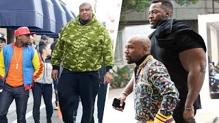 No One Can Beat These Celebrity Bodyguards...