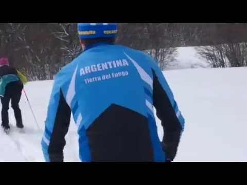 Interski 2015 Ushuaia Argentina, Cross Country Skiing Overview
