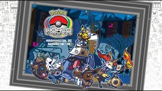 Get ready for the 2019 Pokémon World Championships! 🌎🎮