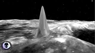 6 GIANT Towers Discovered On The Moon 3/31/17