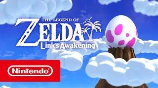 The Legend of Zelda: Link's Awakening - Bande-annonce de l'E3 2019 (Nintendo Switch)