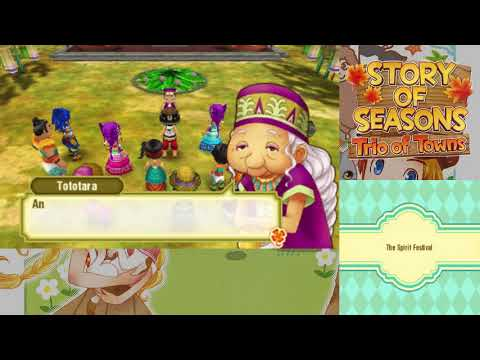 Let's Play Story of Seasons: Trio of Towns 127: Dogs and Dances