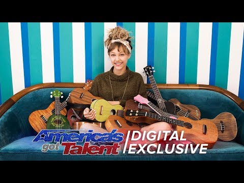 AGT Winner Grace VanderWaal Shares Audition Tips For Season 13 - America's Got Talent 2017